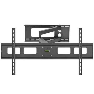 "Heavy-Duty Full Motion Wall Mount For 37""-70"" LCD/LED TV's"