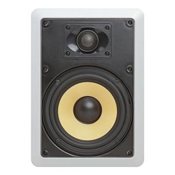 "Premium In-Wall 6.5"" Two Way Surround Sound Speakers"