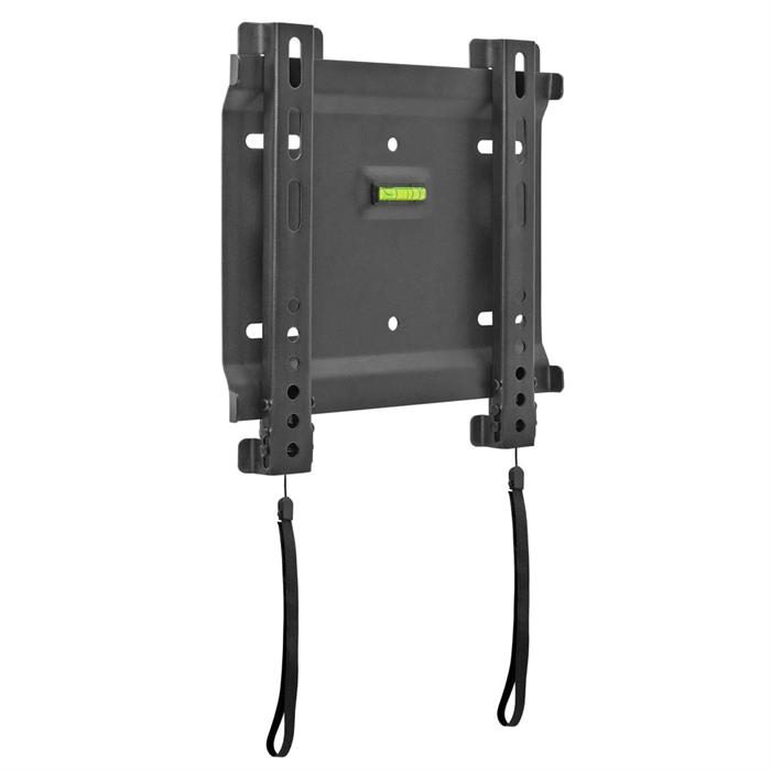 "Fixed TV Wall Mount - Super Flat, Fits Most 17"" - 37"""