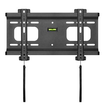 "Ultra Slim Heavy-Duty Fixed TV Wall Mount For 23""-37"" TV's"