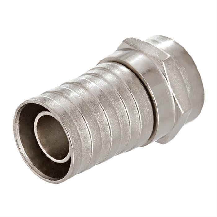 F-Connector Crimp-On RG59 – Pack of 10