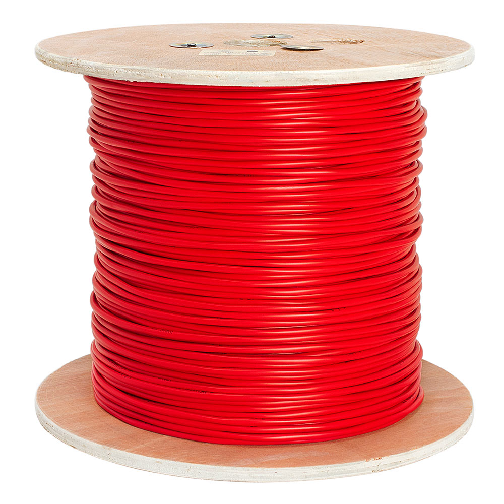 Fire Alarm 16/2 Bare Copper 16AWG 2 Conductor Unshielded Cable ...