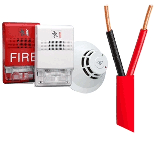 Picture for category Fire Alarm Cables