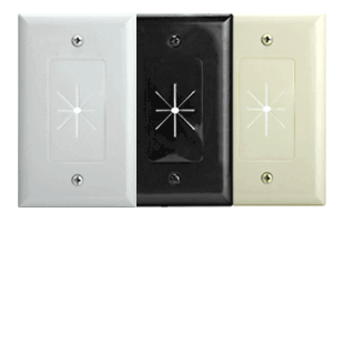 Picture for category Flexible Opening Wall Plates