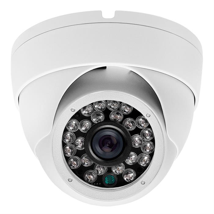 HD CVI IR Dome Camera 2Megapixel 3.6mm White