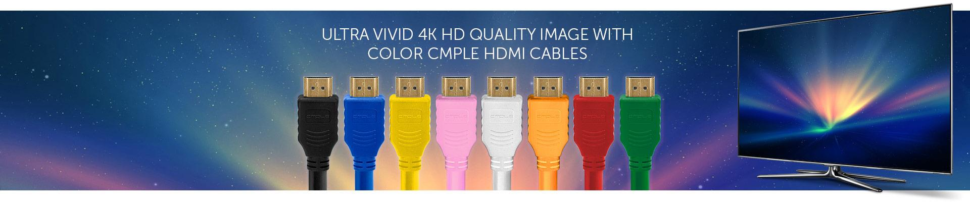Hdmi Cables High Speed Cmple