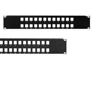 Picture for category Keystone Patch Panels