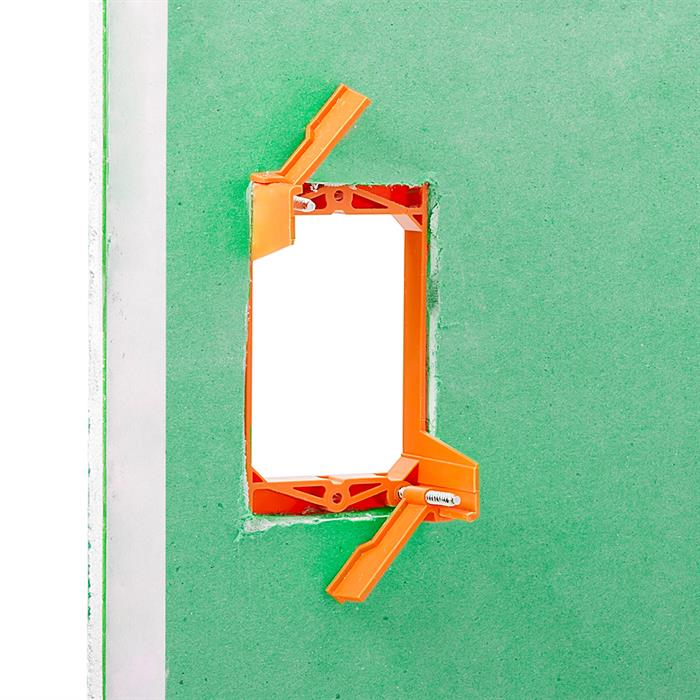 Low Voltage Bracket Mount on the Wall - Back