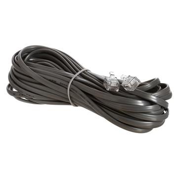 Phone Cable, RJ11 (6P4C), Reverse - 25 Feet (Voice)