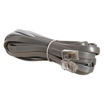 Phone Cable, RJ45 (8P8C), Reverse - 14 Feet (Voice)