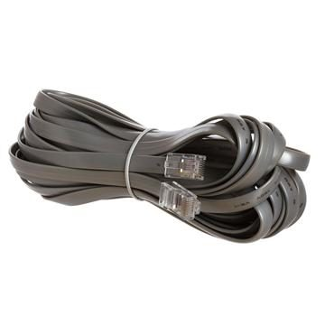 Phone Cable, RJ45 (8P8C), Reverse - 25 Feet (Voice)
