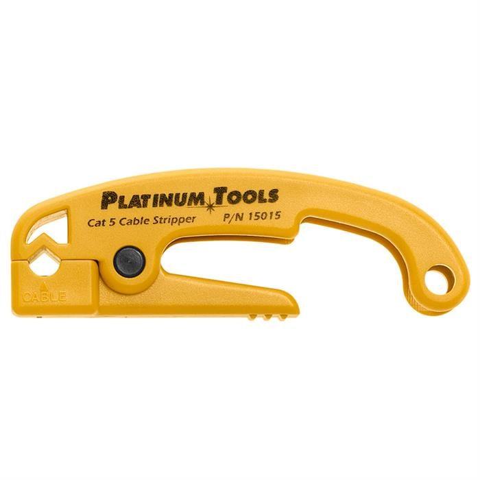 Platinum Tools 15015C Cat 5/6 Cable Jacket Stripper