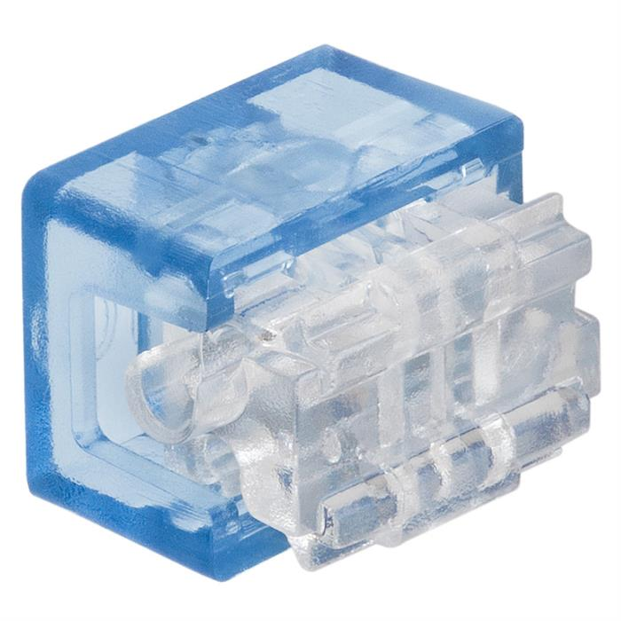 Platinum Tools 18132C UB Gel-Filled Connector, 22-26 AWG. 100 Clamshell