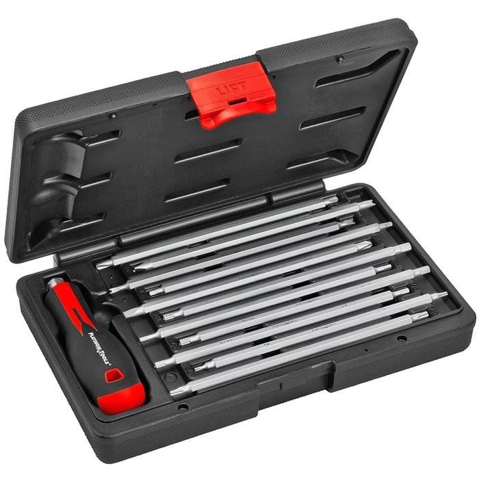 Platinum Tools 19105 22-in-1 Security Screwdriver Kit