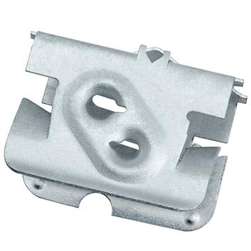 "Platinum Tools JH967-100 Beam Clamp for BR 1/8''-1/2"" - Box of 100"