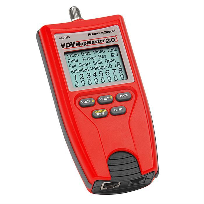 Platinum Tools T119C VDV MapMaster
