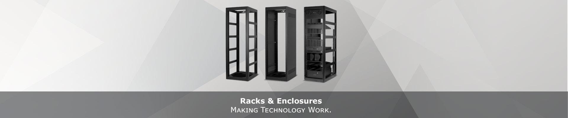 Racks & Enclosures
