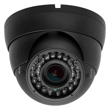 Security Indoor/Outdoor Dome Camera 700TVL Dark Gray 36IR - 2.8-12mm Varifocal