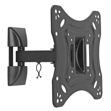 "Solid Full Motion Wall Mount Bracket For 23"" - 42"" TVs"