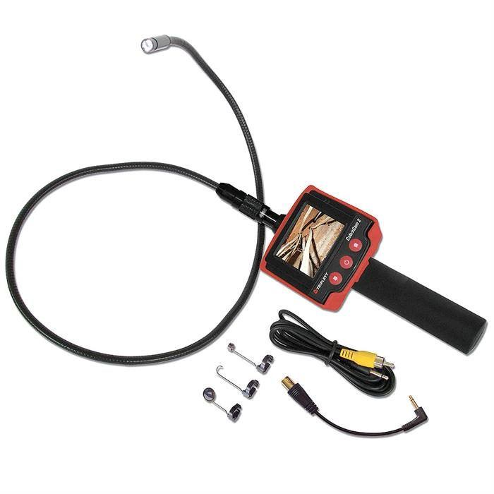 Triplett 8115 Cobra Cam 2 Portable Inspection Camera and Video Monitor