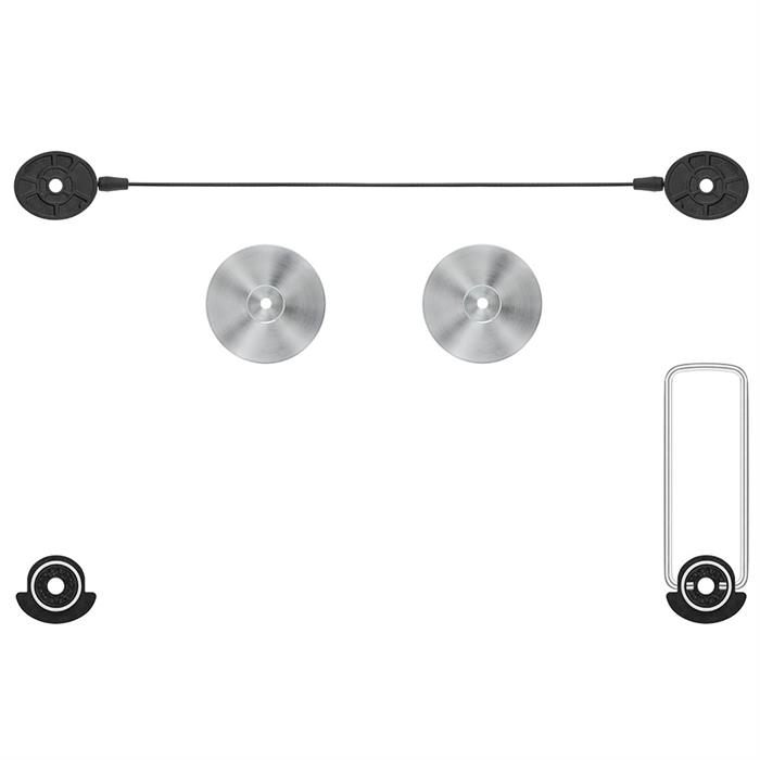 "Ultra Slim Fixed Wall Mount for 37""-70"" LED/LCD TV's"