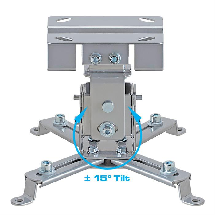Side view - Universal Projector Ceiling Mount