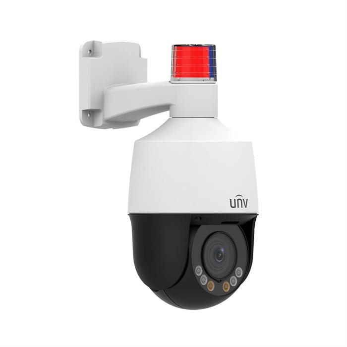 Active Deterrence IP PTZ With Alarm, Strobe Siren And Motion Tracking IPC672LR-AX4DUPKC