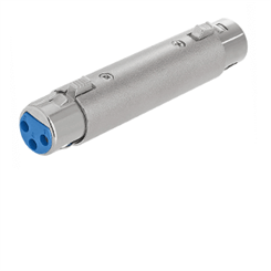 Picture for category XLR to XLR Adapters